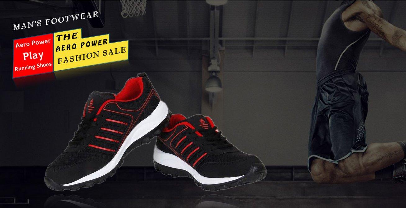 95d3c4cc4 Top 10 Best Footwear Brands In India   Aero Footwear